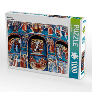 Sucevica 1000 Teile Puzzle quer