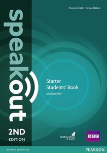 Speakout Starter. Students' Book and DVD-ROM Pack