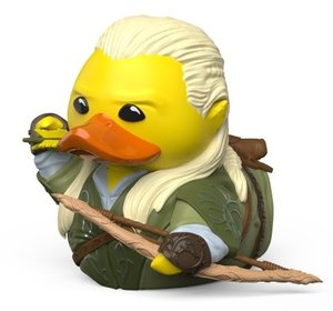 The Lord of the Ring: TUBBZ Legolas, Cosplaying Ducks, Entenfigu