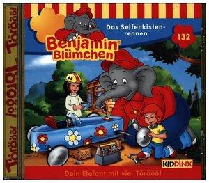 Benjamin Blümchen 132. Das Seifenkistenrennen