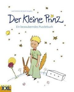 Der Kleine Prinz - Puzzlebuch