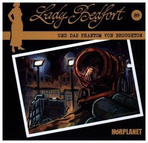 Lady Bedfort 89. Das Phantom von Broughton