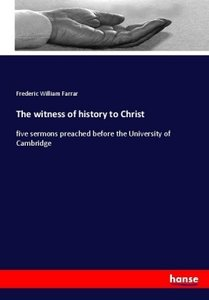 The witness of history to Christ