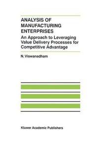 Analysis of Manufacturing Enterprises
