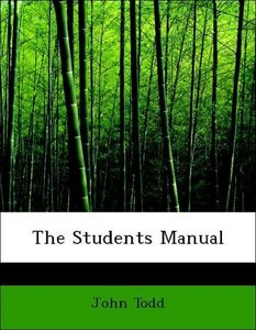 The Students Manual