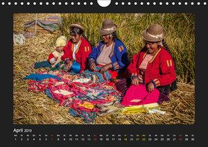 Peru, die Inkas und ihre Ahnen (Wandkalender 2019 DIN A4 quer)