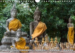 BUDDHA - Harmony and Meditation (Wall Calendar 2020 DIN A4 Lands