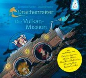 Drachenreiter. Die Vulkan-Mission (2 CD)