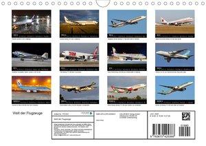 Welt der Flugzeuge