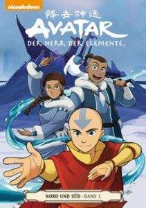 Avatar: Der Herr der Elemente Comicband 14