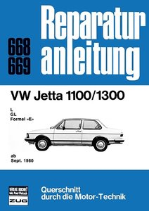 VW Jetta 1100/1300 ab September 1980