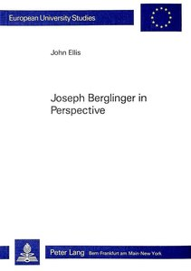 Joseph Berglinger in Perspective