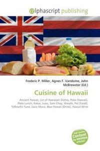 Cuisine of Hawaii
