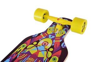 Longboard Freeride 99 cm Design Robot