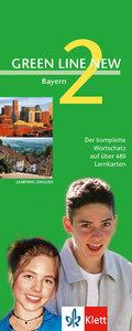 Green Line New. Bayern 2. Vokabel-Lernbox