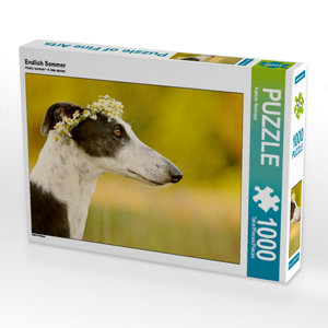 Endlich Sommer 1000 Teile Puzzle quer