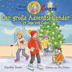 Karoline Sander: Conni-Der Große Adventskalender