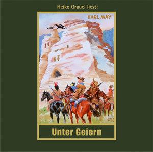 Unter Geiern. MP3-CD