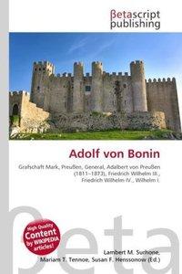 Adolf von Bonin