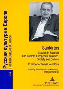 Sankirtos. Studies in Russian and Eastern European Literature, S