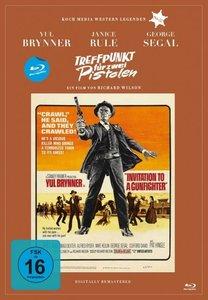 Treffpunkt für zwei Pistolen, 1 Blu-ray