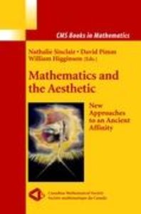 Mathematics and the Aesthetic