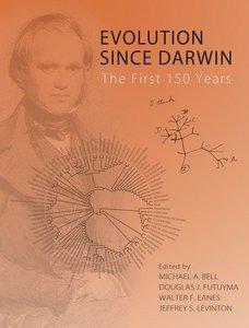 Evolution since Darwin