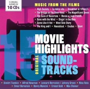 15 Movie Highlights-Original Soundtracks