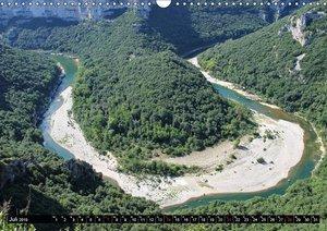 Ardèche, Grand Canyon Europas (Wandkalender 2019 DIN A3 quer)