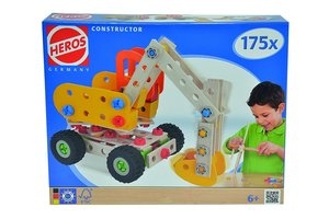 HEROS Constructor, Bagger