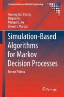 Simulation-Based Algorithms for Markov Decision Processes - zum Schließen ins Bild klicken