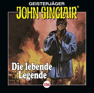 John Sinclair - Folge 134, 1 Audio-CD