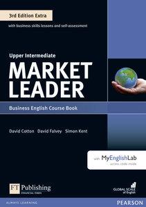 Market Leader Plus Upper Intermediate Coursebook with DVD-ROM an