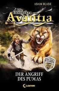 Die Chroniken von Avantia 03. Der Angriff des Pumas