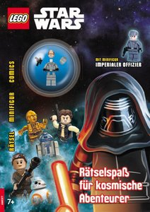 LEGO® Star Wars(TM) - Rätselspaß für kosmische Abenteurer