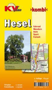 Hesel 1 : 12 500