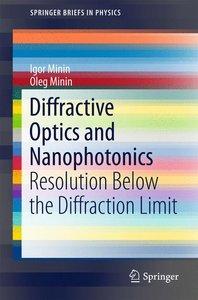 Diffractive optics and nanophotonics