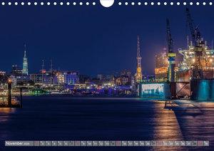 NightLights (Wandkalender 2020 DIN A4 quer)