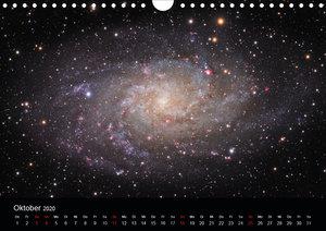 Astro-Fotografie (Wandkalender 2020 DIN A4 quer)