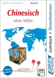 Assimil. Chinesisch ohne Mühe 2. Multimedia-Classic. Lehrbuch un
