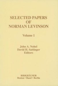Selected Papers of Norman Levinson