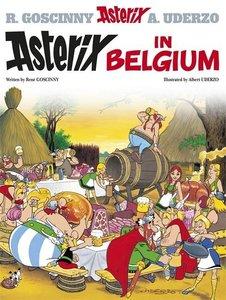 Asterix - Asterix in Belgium