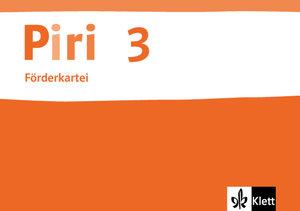 Piri Das Sprach-Lese-Buch. Förderkartei mit Diagnosebögen 3. Sch