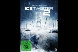 Ice Twister 2, 1 DVD