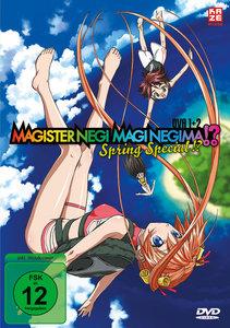 Magister Negi Magi Negima!?, Spring Special, 1 DVD, deutsche u.