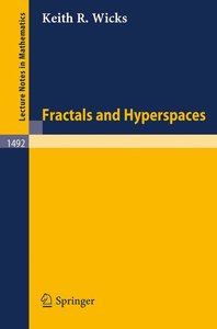 Fractals and Hyperspaces