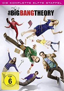 The Big Bang Theory. Staffel.11, 2 DVDs