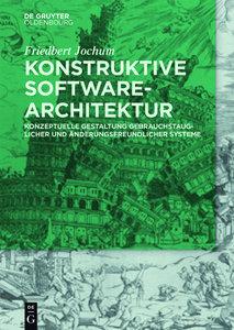 Konstruktive Software-Architektur