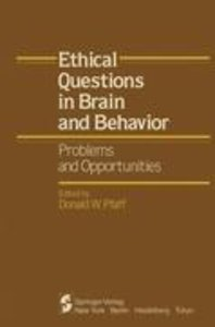 Ethical Questions in Brain and Behavior