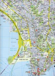 EASY MAP Hongkong 1:15.500
